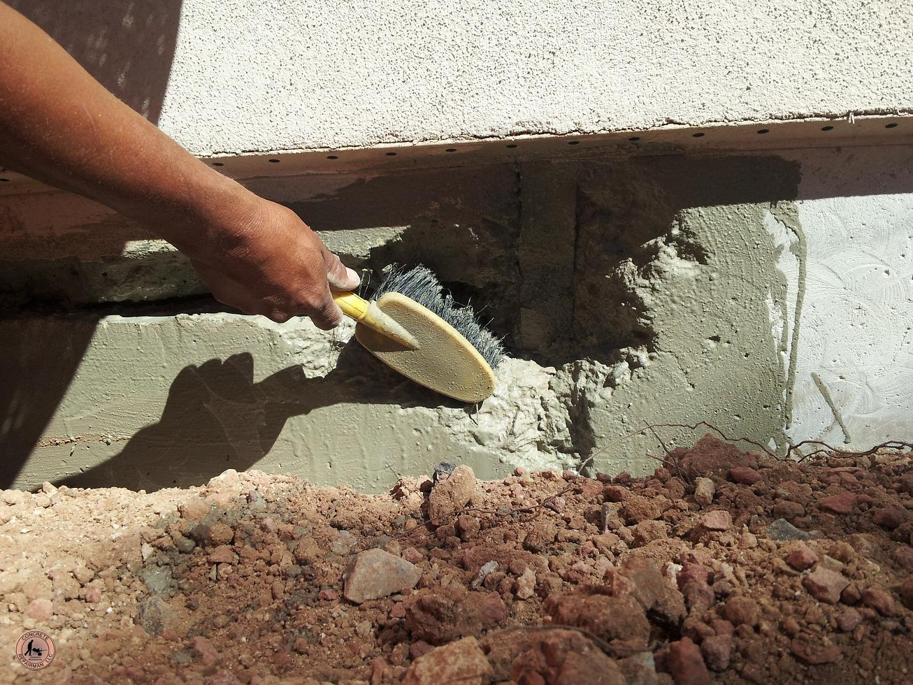 Foundation Repair Experts Concrete Repairman