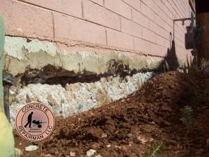 Stem Wall Repair Stem Wall Foundation Repair Concrete