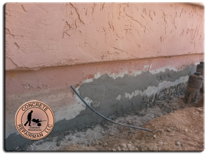 Foundation Patching Contractor