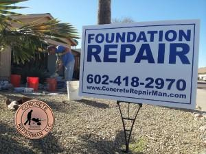 #1 Foundation Repair Company – Phoenix Arizona