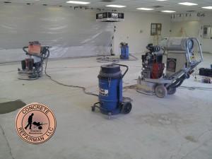 Acid Stained Concrete RWC