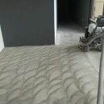Grind and Seal Commercial Floor
