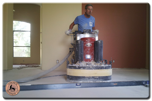 Concrete Grinding Leveling Experts Peoria Arizona