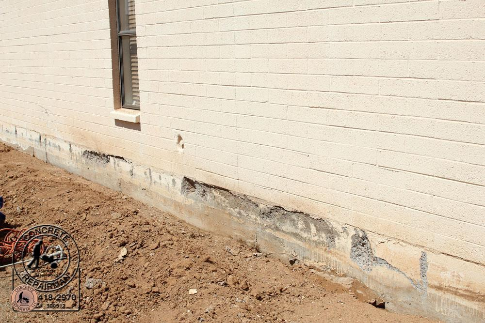 Waterproofing the Home's Foundation