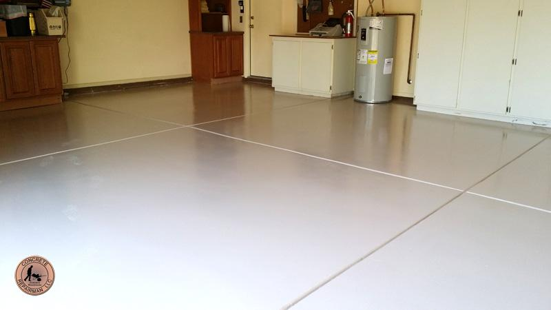 Epoxy Garage Floor Coating Arizona