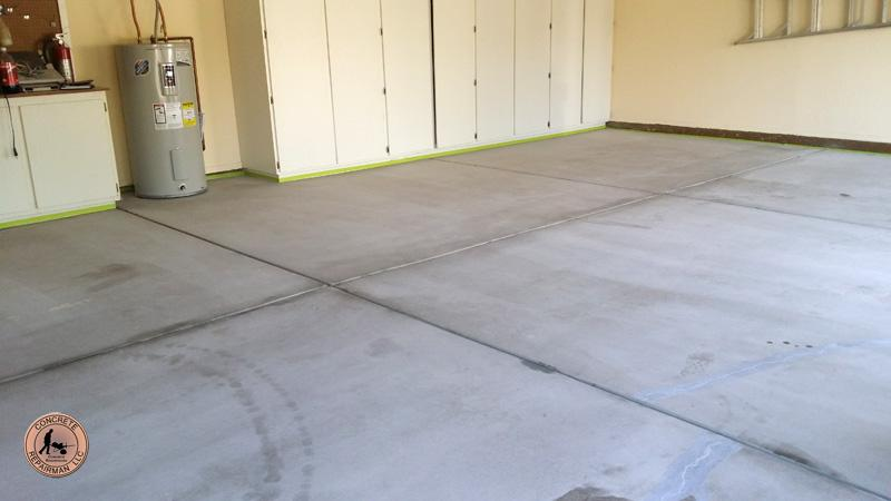 Professional Epoxy Coating Experts Concrete Floor Arizona