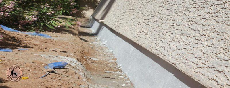 Foundation repair waterproofing phoenix arizona for Stem concrete