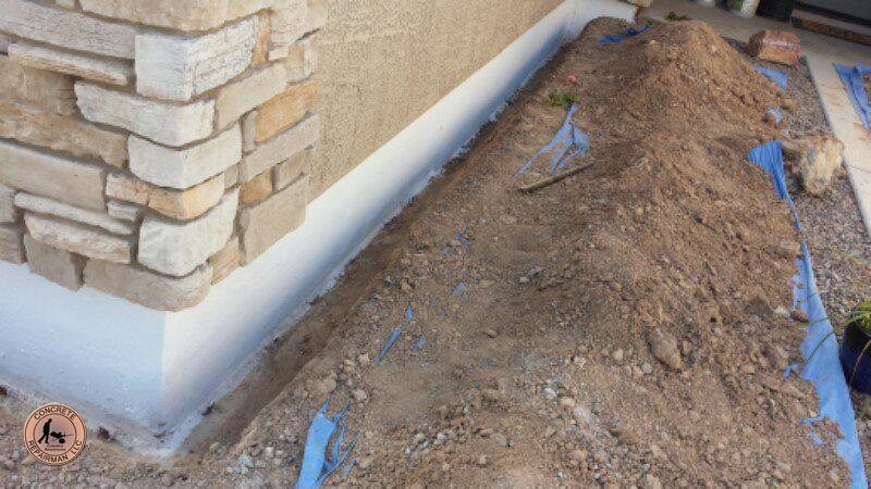 Foundation Stem Wall Repair Company Concrete Repairman