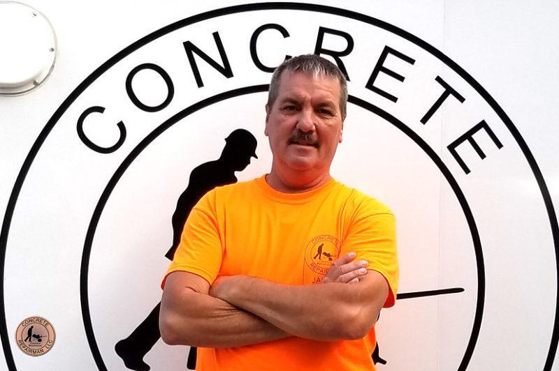 James Belville - Concrete Repairman Foundation Repair Expert
