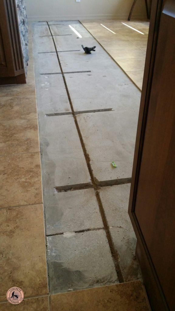 Structural Floor Sching Slab
