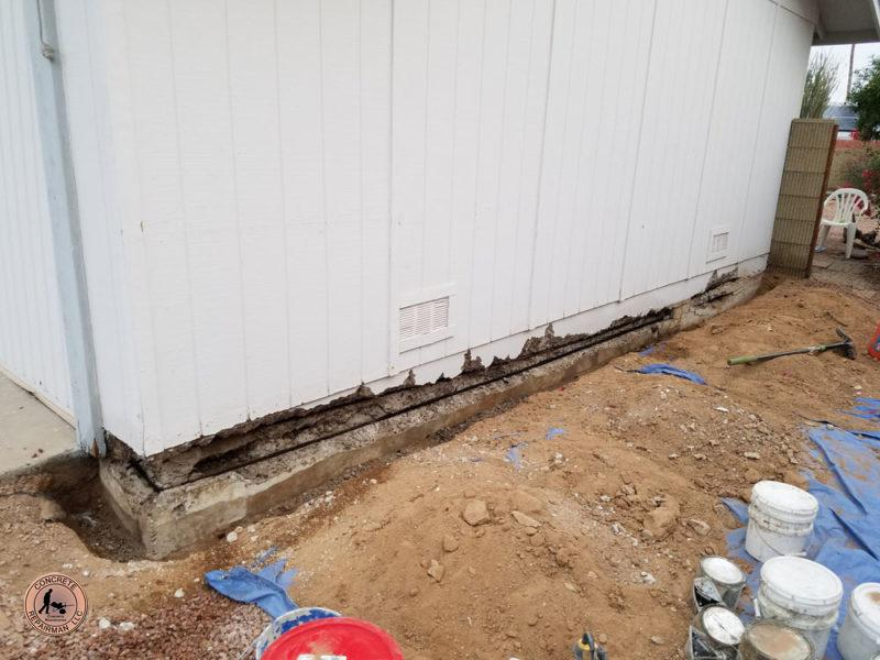 Foundation Repair Gilbert Arizona - Photo 01