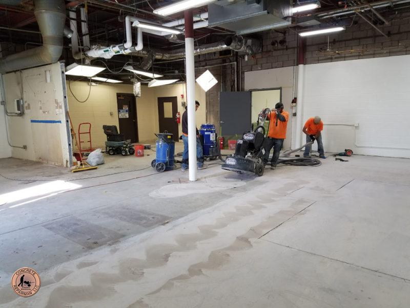 Concrete Floor Resurfacing Gilbert Arizona