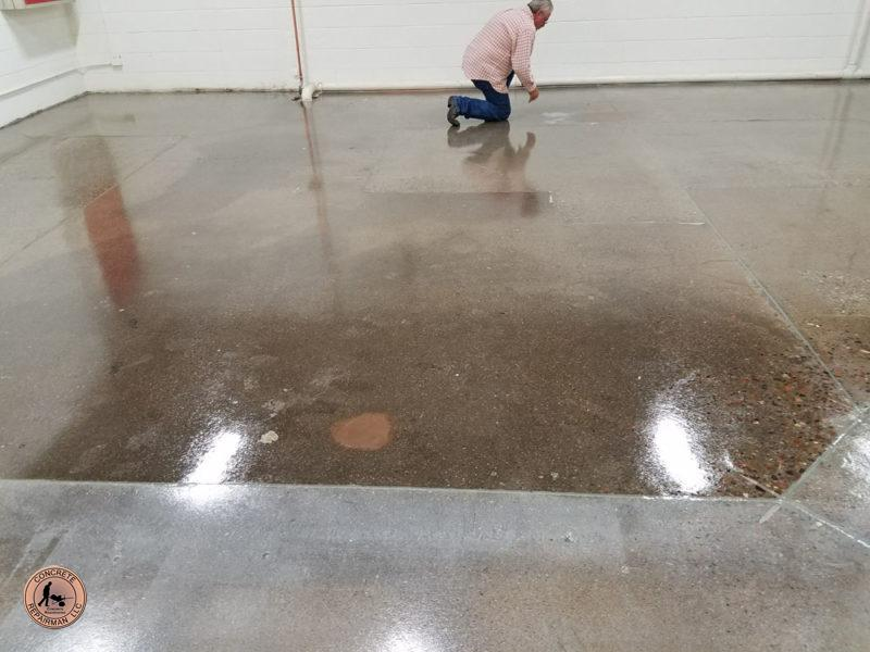 Concrete Floor Sealing Gilbert Arizona
