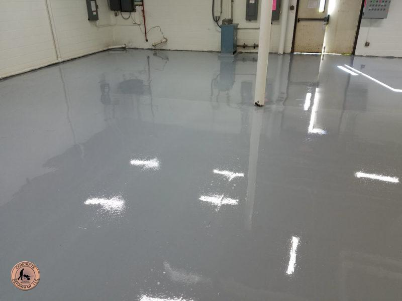 Concrete Floor Waterproofing Coating Gilbert Arizona