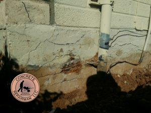 Cracks in Your Foundation Are Not Normal !!!