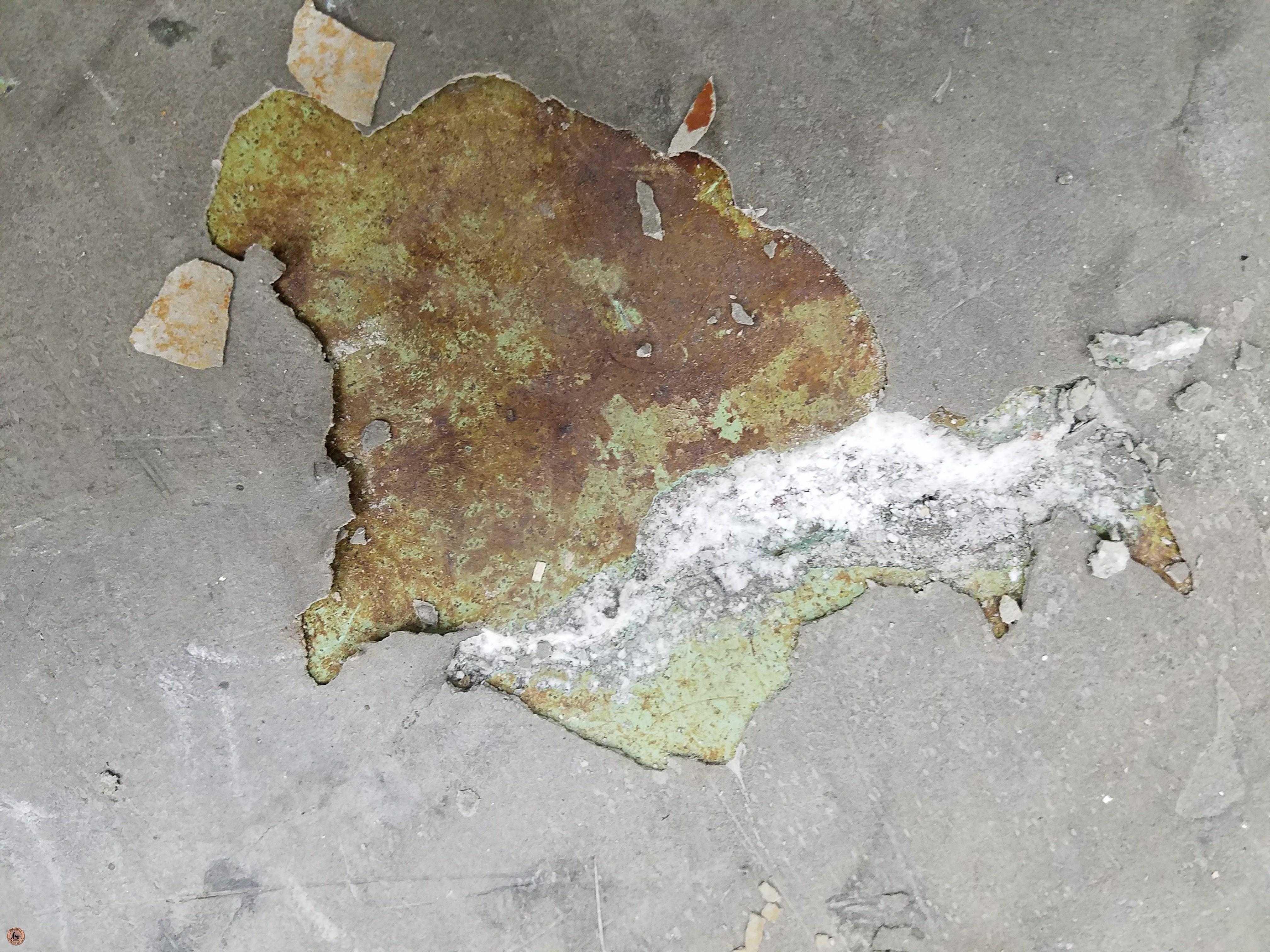 Photo of Spalling Concrete Damage 03