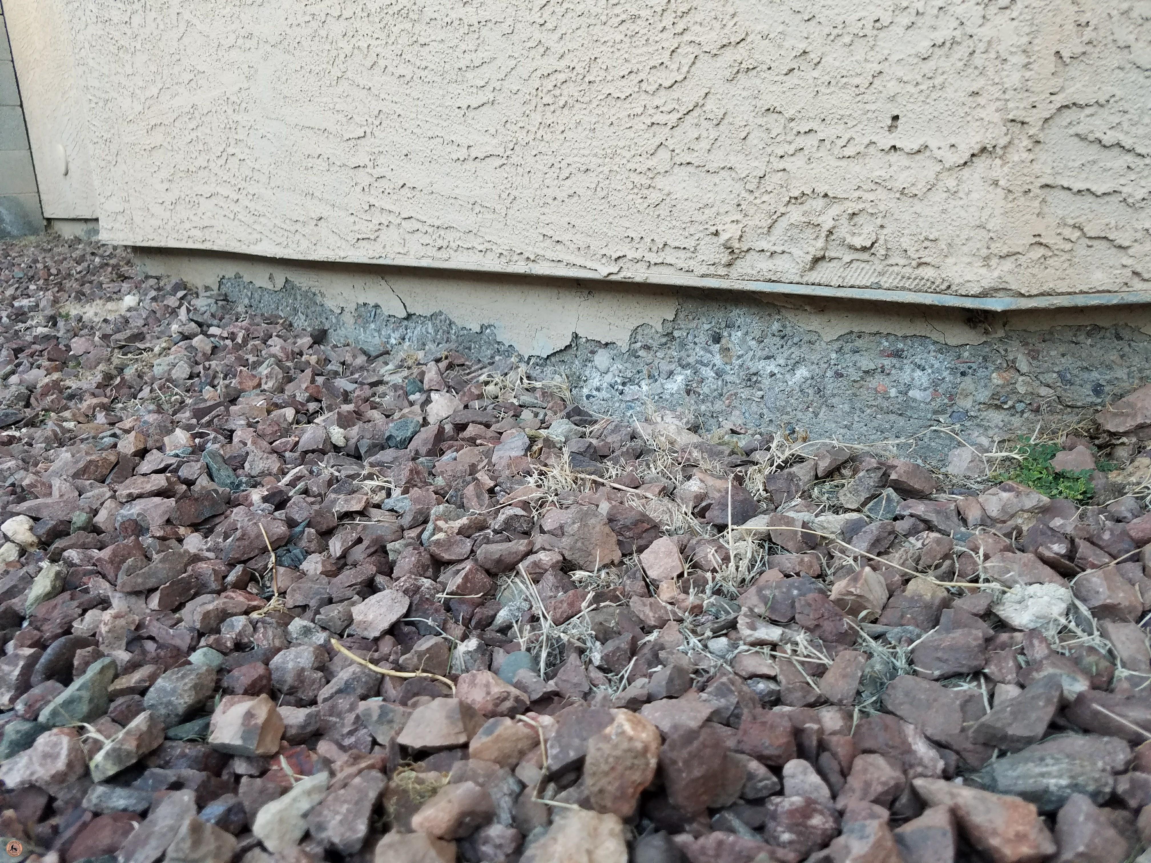 Photo of Spalling Concrete Damage 10