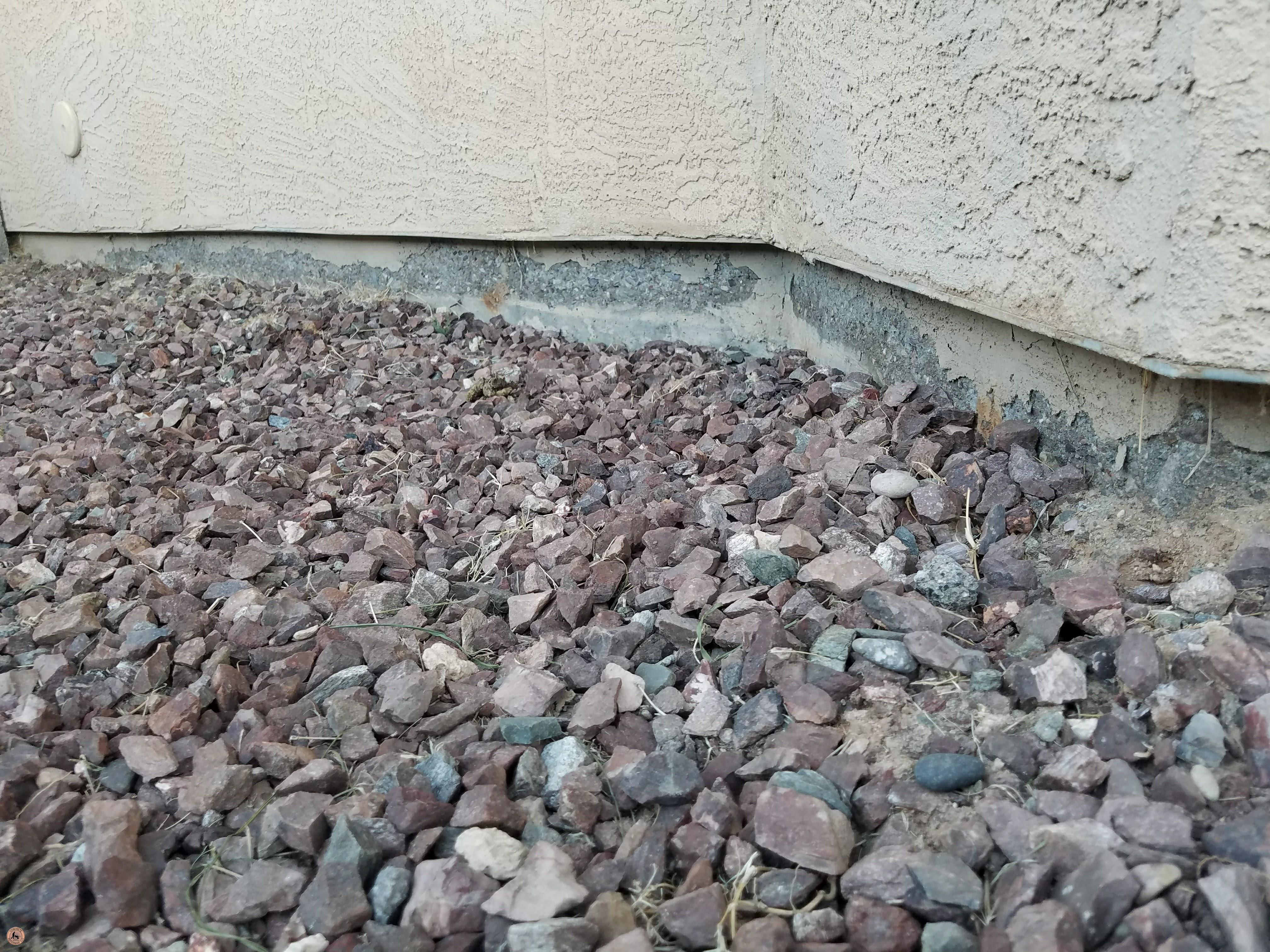 Photo of Spalling Concrete Damage 11