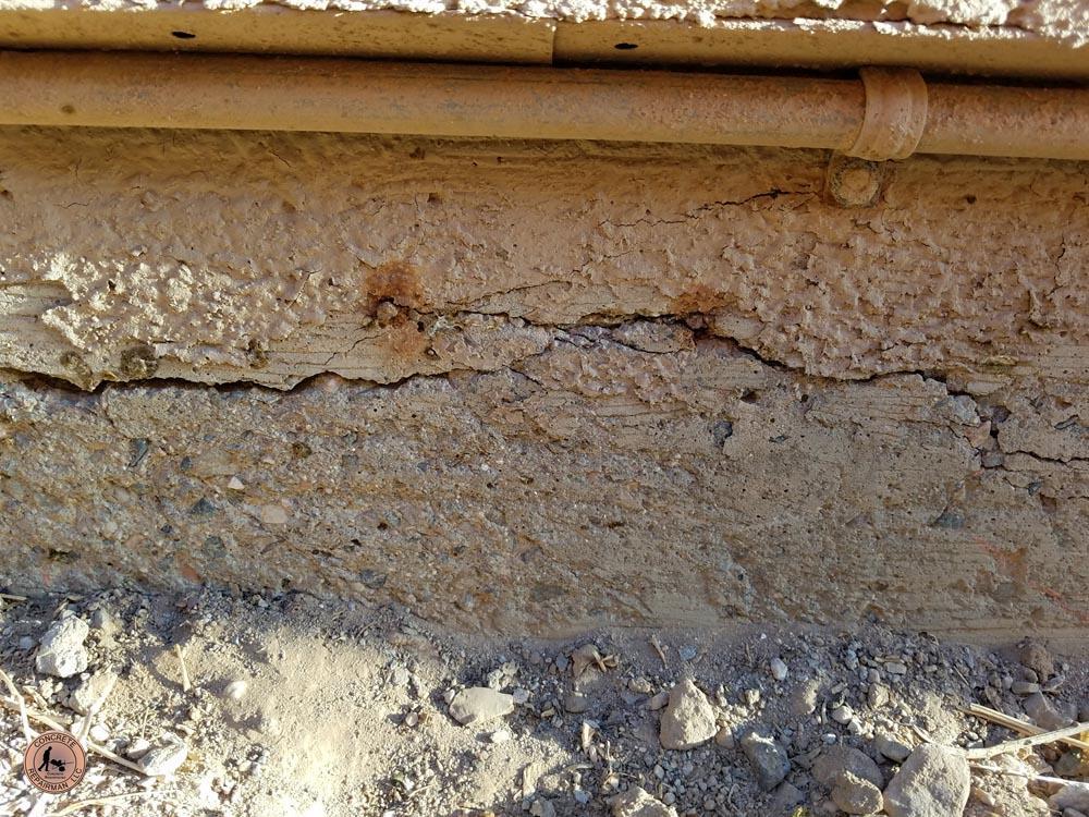 Foundation Repair Concrete Repairman 174 Arizona