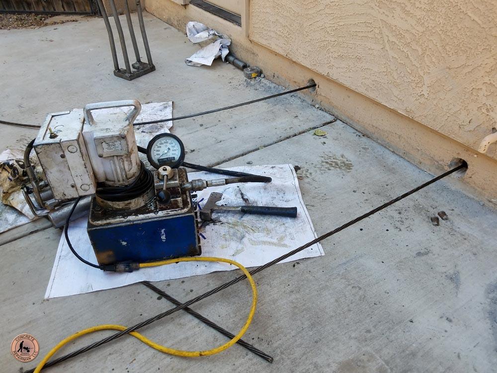 Post-Tension Foundation Repair Expert Phoenix Arizona