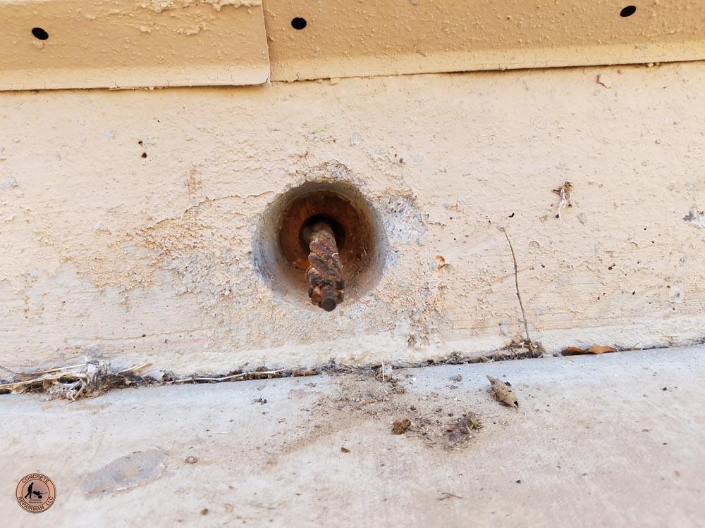 Foundation Crack Repair Chandler Arizona - Concrete Repairman®