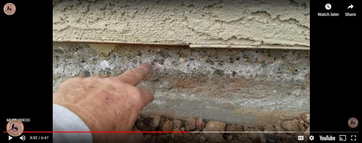 Phoenix Stem Wall Foundation Repair - Concrete Repairman®