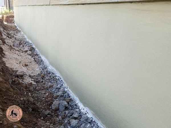 Stem Wall Repair Phoenix Az Concrete